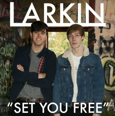 "Larkin - Debut Album Release: ""Set You Free"""